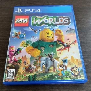 レゴ ワールド 目指せマスタービルダー PS4