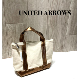 UNITED ARROWS - UNITED ARROWS   ユナイテッド アローズ   トートバック【新品】