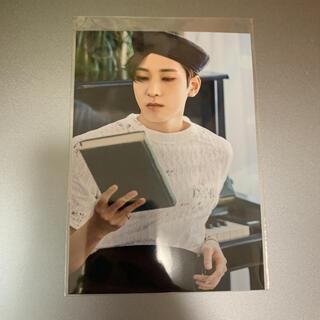 セブンティーン(SEVENTEEN)のyour choice ユニバーサルミュージックストア特典 生写真 ウォヌ(K-POP/アジア)