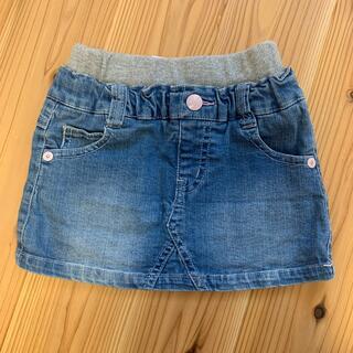 リー(Lee)のLee デニムスカート 90サイズ(スカート)