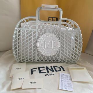 FENDI - フェンディ FENDI バスケットバック