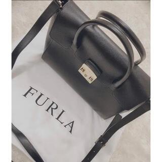 Furla - FURLA トートバッグ サッチェルM