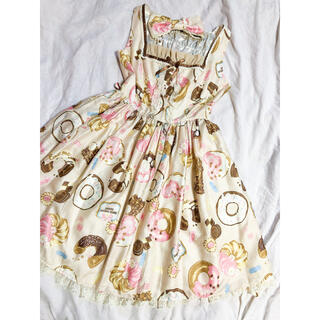 Angelic Pretty - angelic pretty/baked sweets parade JSK
