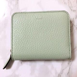 フェンディ(FENDI)の【新品未使用】FENDI ピーカブー ジップアラウンド 折り財布(財布)