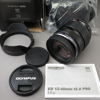OLYMPUS - オリンパス M.ZUIKO DIGITAL12-40mmF2.8PRO