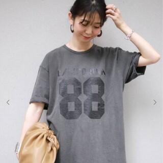 イエナスローブ(IENA SLOBE)の【MIXTA/ミクスタ】SLOBE IENA 別注Tシャツ(Tシャツ(半袖/袖なし))
