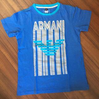 アルマーニ ジュニア(ARMANI JUNIOR)のTシャツ 8A(Tシャツ/カットソー)
