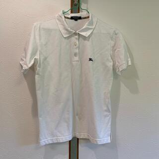 バーバリー(BURBERRY)のバーバリー レディース ポロシャツ(ポロシャツ)
