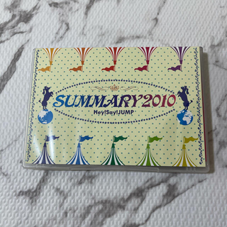 ヘイセイジャンプ(Hey! Say! JUMP)のHey! Say! JUMP SUMMARY 2010(アイドル)