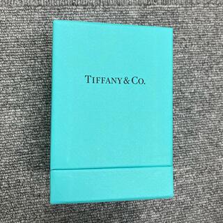 Tiffany & Co. - ティファニー 空箱