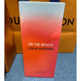 LOUIS VUITTON - 【新品】ルイヴィトン  フレグランス 香水 オンザビーチ