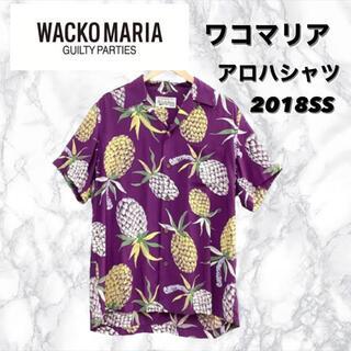 WACKO MARIA - 【WACKO MARIA】ワコマリア アロハシャツ 18SS パラダイス東京限定