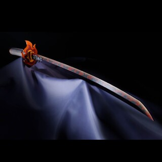 BANDAI - 煉獄杏寿郎 日輪刀 PROPLICA新品未開封 バンダイ 鬼滅の刃 無限列車編