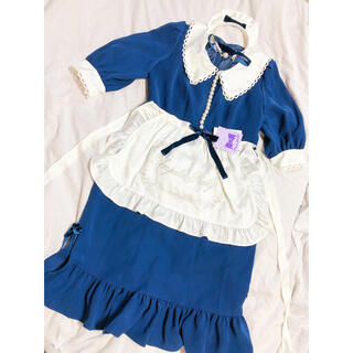 Angelic Pretty - angelic pretty/lady's maid ワンピースセット