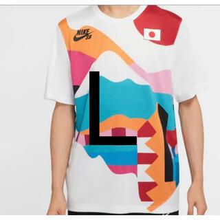 ナイキ(NIKE)のNIKE SB PARRA CREW JERSEY JAPAN(Tシャツ/カットソー(半袖/袖なし))