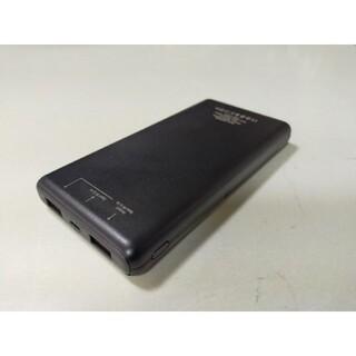 大容量 10000mAh モバイルバッテリー 2.1A