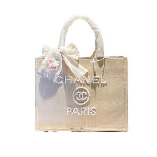 CHANEL - Chanel最新型のショッピング袋