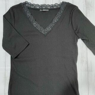 イング(INGNI)のINGNI*5分袖カットソー(Tシャツ(半袖/袖なし))