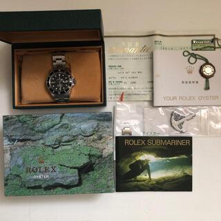 ロレックス(ROLEX)のロレックスサブマリーナデイト ROLEX Ref.16610 (腕時計(アナログ))