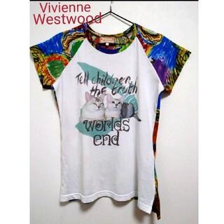 Vivienne Westwood - 【新品同様】VivienneWestwood イタリア製UNISEX Tシャツ