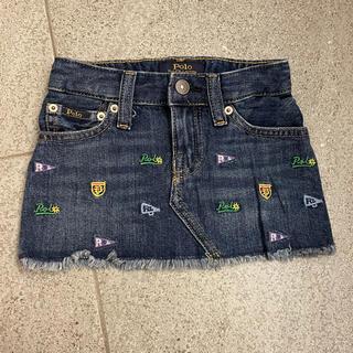 POLO RALPH LAUREN - 女の子 子供服 スカート 90㎝ 新品
