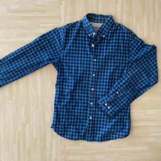ムジルシリョウヒン(MUJI (無印良品))の無印良品 チェックシャツ(シャツ)