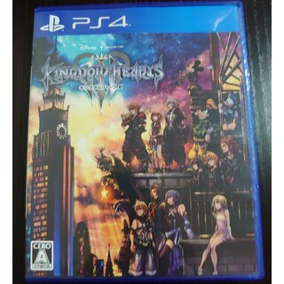 PlayStation4 - キングダムハーツ3 PS4 ソフト