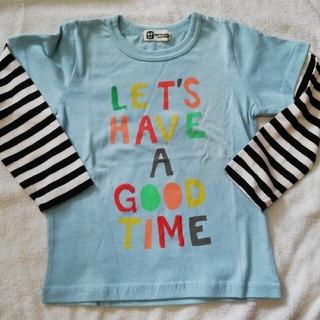 ニットプランナー(KP)の新品 KP Boy  長袖シャツ100cm(Tシャツ/カットソー)