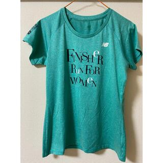 ニューバランス(New Balance)のニューバランス Tシャツ 名古屋ウィメンズマラソン(ウェア)