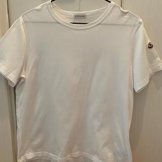 モンクレール(MONCLER)のモンクレールTシャツ/レディースXS(Tシャツ(半袖/袖なし))