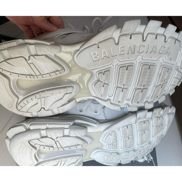 Balenciaga(バレンシアガ)のBALENCIAGA track white 27cm メンズの靴/シューズ(スニーカー)の商品写真