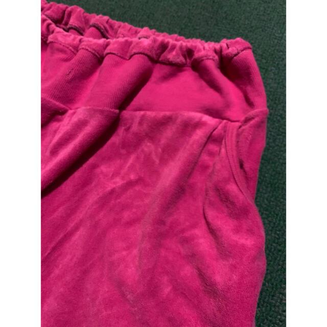 UNIQLO(ユニクロ)の専用❤︎UNIQLO XLサイズ ピンクタオル生地ルームウェア レディースのルームウェア/パジャマ(ルームウェア)の商品写真