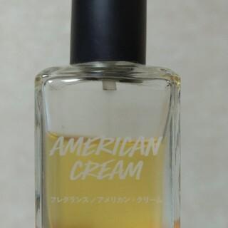 LUSH - LUSH アメリカンクリーム 香水