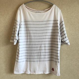 ジャーナルスタンダード(JOURNAL STANDARD)のジャーナルスタンダード * ボートネックTシャツ M(Tシャツ(半袖/袖なし))