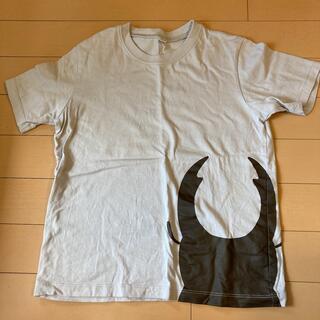 ムジルシリョウヒン(MUJI (無印良品))の無印良品 クワガタ Tシャツ 130(Tシャツ/カットソー)