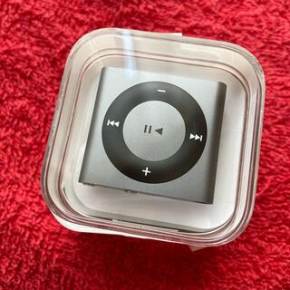 iPod - 【未使用】iPod shuffle 2GB グレー イヤホン付き  第4世代