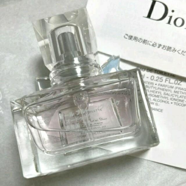 Dior(ディオール)のブルーミングブーケ 7.5ml ミニ 香水 Dior ミスディオール  コスメ/美容の香水(香水(女性用))の商品写真