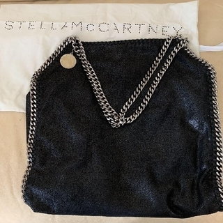 Stella McCartney - 【美品】ステラマッカートニー ファラベラ スモールブラック