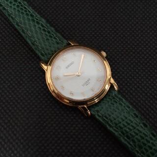 セイコー(SEIKO)のーSEIKO LUCENTparis セイコー レディース腕時計ー(腕時計)