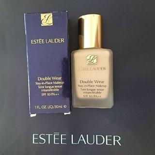 エスティローダー(Estee Lauder)のエスティローダー  ダブルウェア ファンデーション(ファンデーション)
