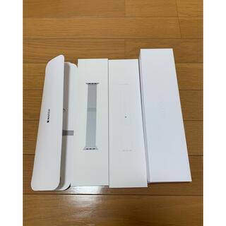 アップル(Apple)のアップルウォッチ ベルト 空箱(その他)