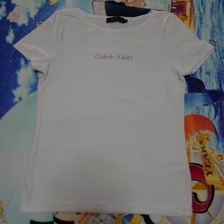 Calvin Klein - Calvin Klein★半袖Tシャツ★M