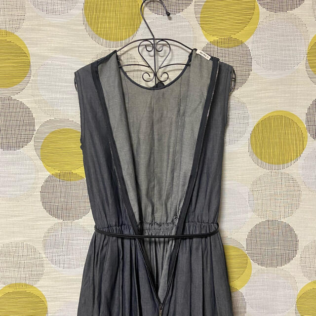 miumiu(ミュウミュウ)のmiumiu ミュウミュウ ワンピース ドレス レディースのワンピース(ひざ丈ワンピース)の商品写真