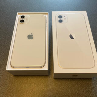 iPhone - 【美品】iPhone11 64GB ホワイト SIMフリー