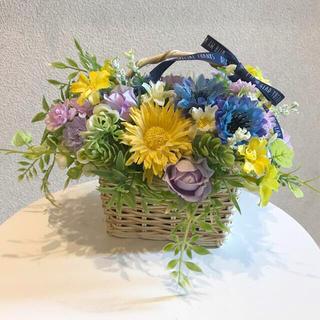 ♡フラワーアレンジメント♡★バスケットにお花がいっぱい!★(その他)