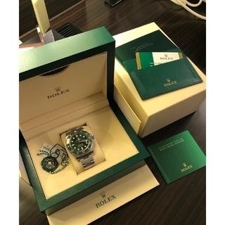 ロレックス(ROLEX)のロレックス サブマリーナー デイト 126610(腕時計(アナログ))