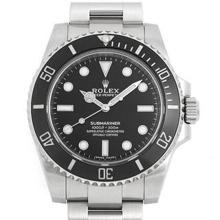 ロレックス(ROLEX)のROLEX サブマリーナ 114060(腕時計(アナログ))