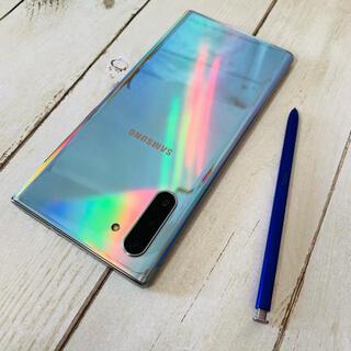 SAMSUNG - Galaxy Note 10 5G Aura Glow 256GB SIMフリー