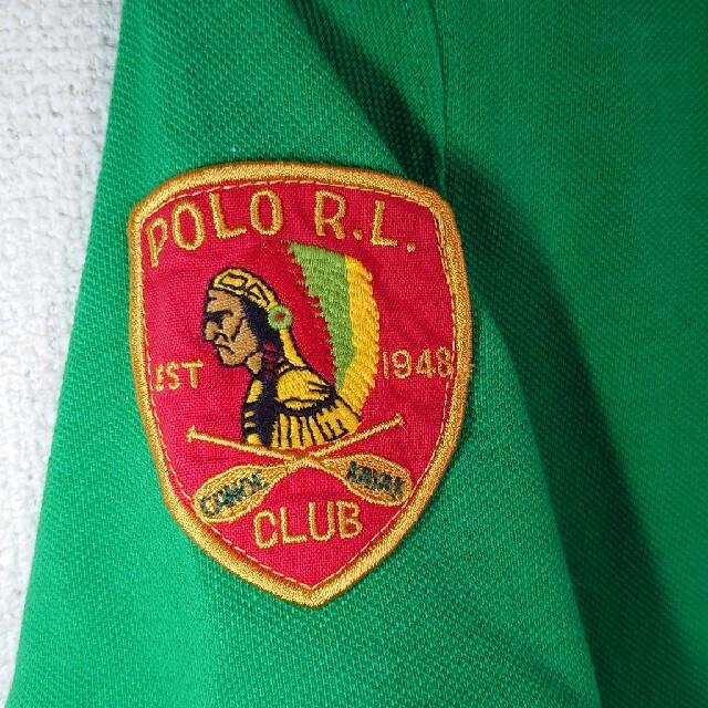 POLO RALPH LAUREN(ポロラルフローレン)の難あり ビッグポロ 140 エンタメ/ホビーのエンタメ その他(その他)の商品写真