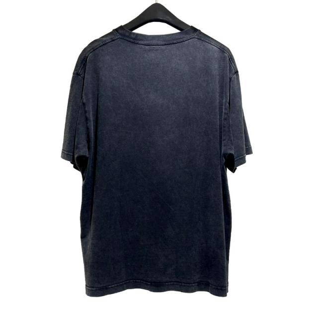 Balenciaga(バレンシアガ)のバレンシアガ BALENCIAGA オーバーサイズTシャツ 20SS 【中古】 メンズのトップス(Tシャツ/カットソー(半袖/袖なし))の商品写真